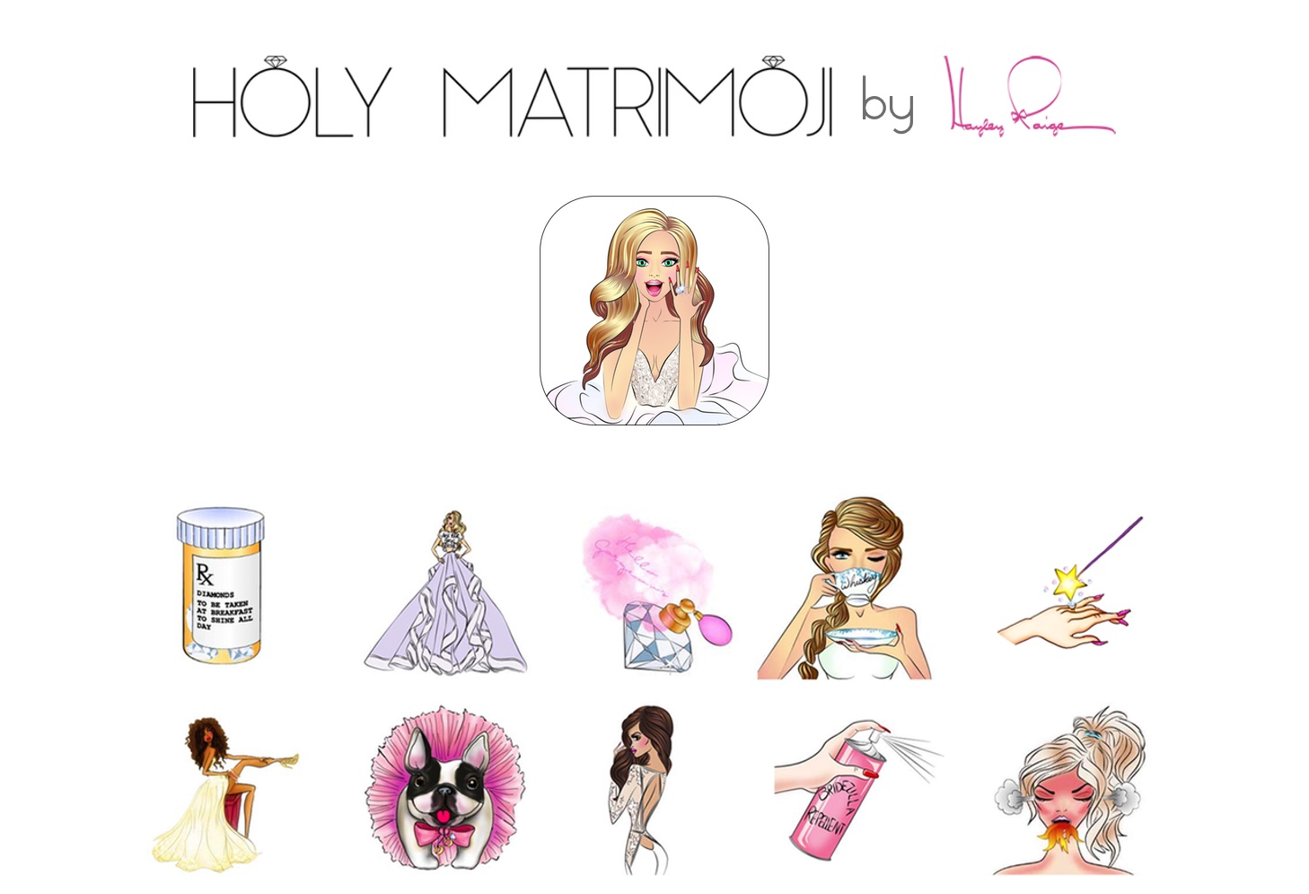 HOLY MATRIMOJI